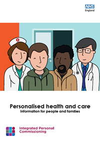 Plain English guide to personalised health and care