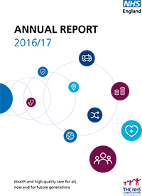 NHS England Annual Report 2016/17 (full document)