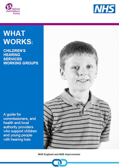 What Works: Children's Hearing Services Working Groups