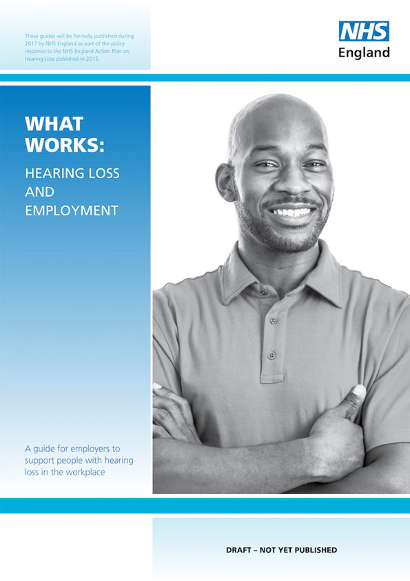 What Works: Hearing Loss and Employment
