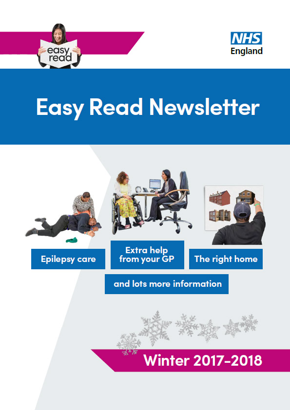 Learning Disability Newsletter: Winter 2017