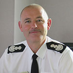 Peter O'Reilly, County Fire Officer and Chief Exec, Greater Manchester Fire and Rescue Service