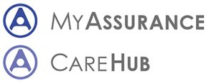 Allocate MyAssurance and Allocate CareHUB logos
