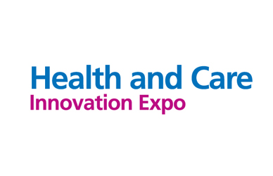 Health and Care Innovation Expo logo