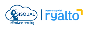 Logo for SISQUAL and Ryalto
