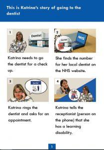 Katrina's story