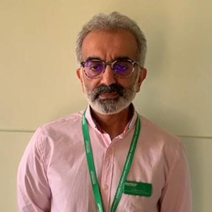 Dr Rakesh Koria