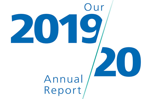 NHS England annual report 2019-2020