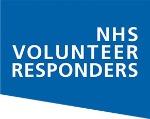 Logo of NHS Volunteer Responders